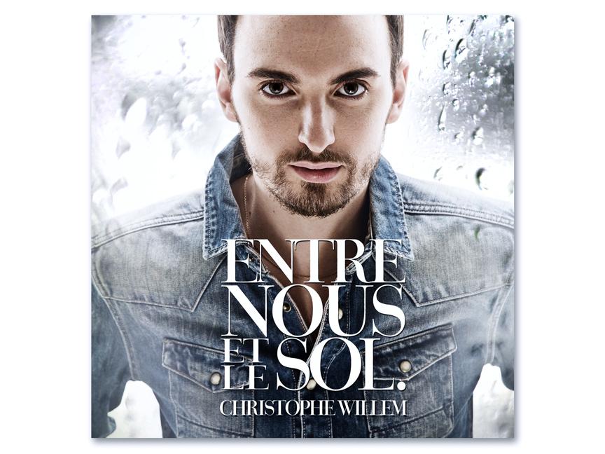 Christophe Willem – Entre nous et le sol